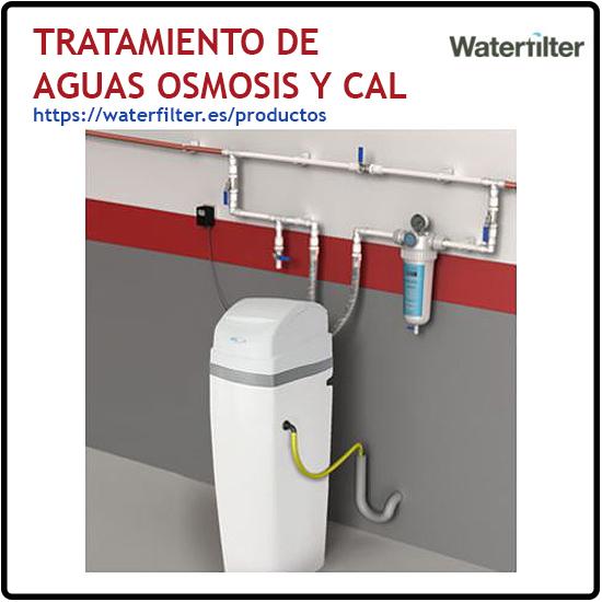 Tratamiento de aguas osmosis y cal