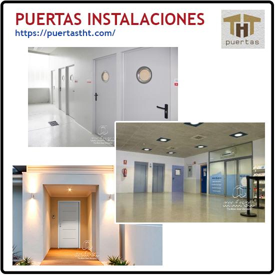 Puertas Instalaciones