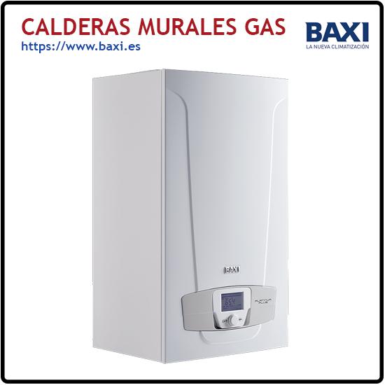 Calderas Murales Gas