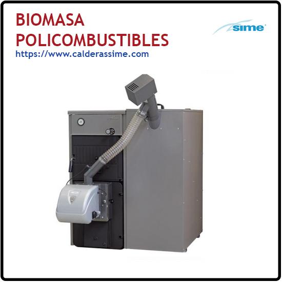 Biomasa Policombustibles