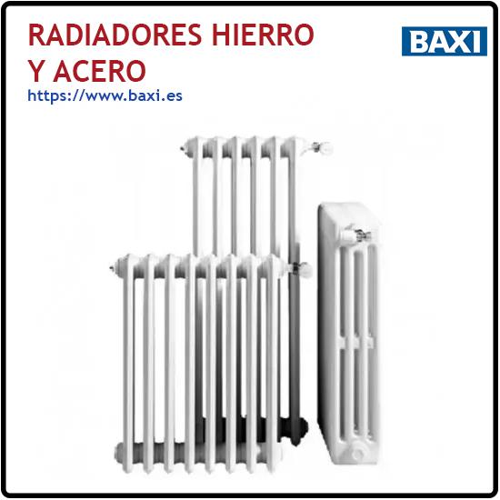 RADIADORES ACERO Y HIERRO